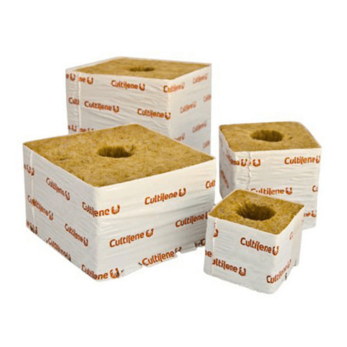 Cultilene Rockwool Cube - London Grow