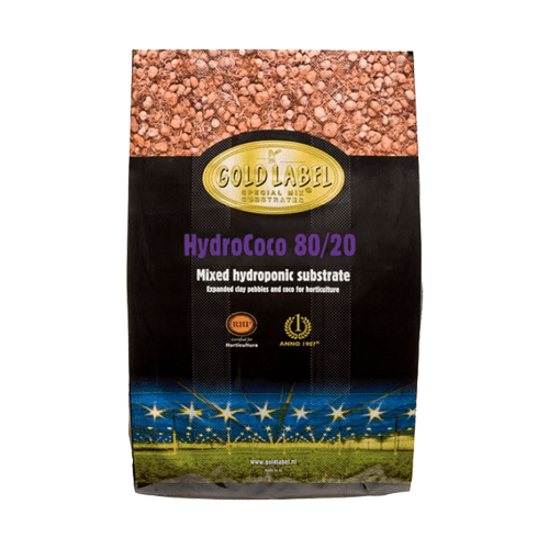 Gold Label - 80/20 Pebble Coco Mix 45L - London Grow