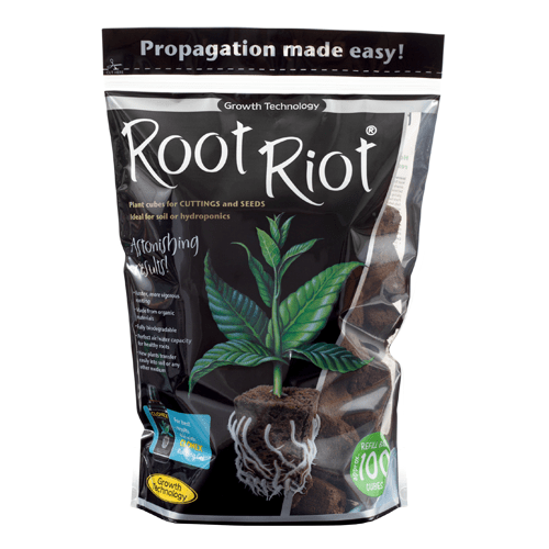 Growth Technology - Root Riot Bag of 100 - London Grow