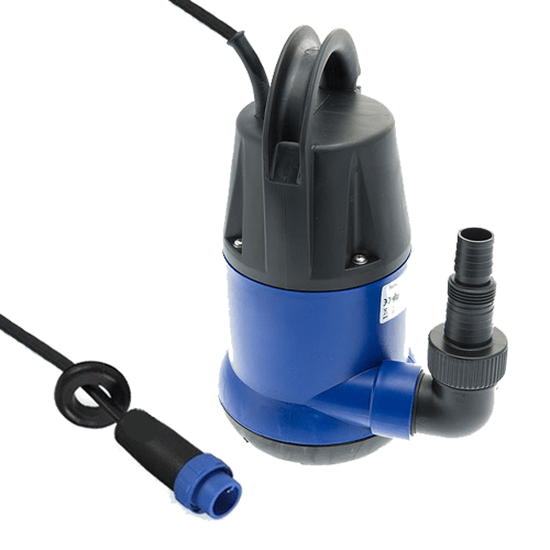 Aquaking - Submersible Pump Q4003 (IWS Connector and Long Cable) - London Grow