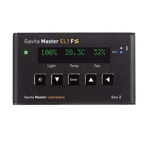 Gavita - Master Controller EL1F Gen2 UK - London Grow