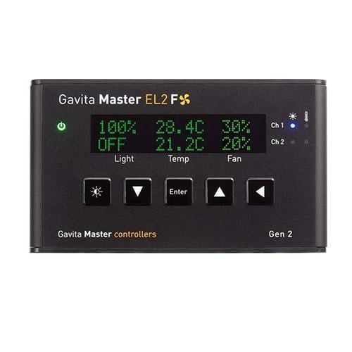 Gavita - Master Controller EL2F Gen2 UK - London Grow
