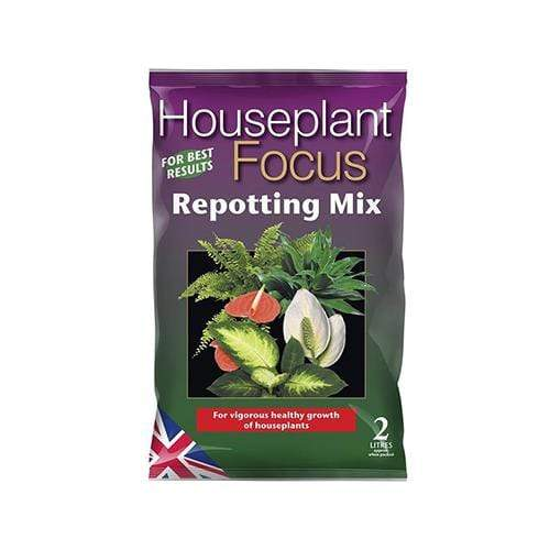 Growth Technology - Houseplant Focus Repotting Mix 2L - London Grow