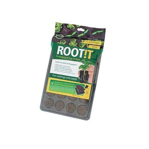 ROOT!T 24 Cell Filled Trays - London Grow
