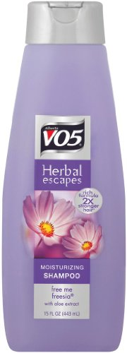 VO5 Shampoo - Free Me Freesia 15 oz. (Pack of 2) by Alberto VO5
