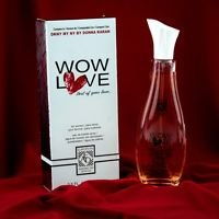 Wow Love Perfume For Women 2.5 Fl. Oz (white)