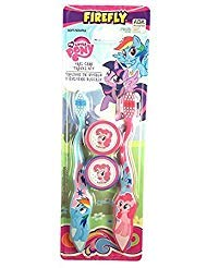 Firefly My Little Pony Dental Care Kit- 2 Toothbrush Travel Care Set & Mouthwash Rinse Cup