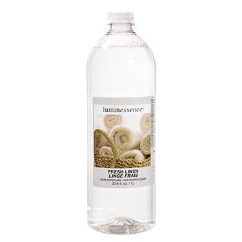 Luminessence Liquid Potpourri 33.6 fl. oz. / 1 L - Fresh Linen