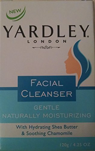 Yardley London Facial Cleanser 4.25oz (2-pack)