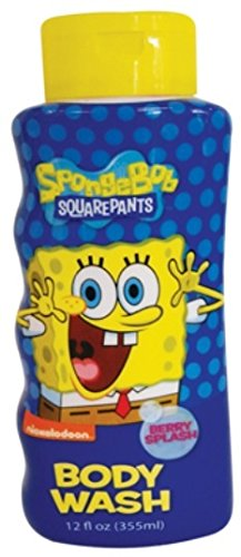 Spongebob Squarepants Body Wash