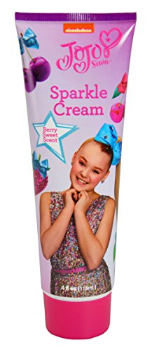 JoJo Siwa Get Clean Fun Beatz Toothbrush, Sparkle Cream Lotion & Tissue Set