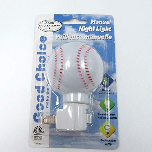 Good Choice Sports Night light - Baseball