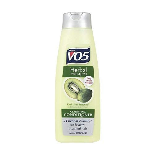 VO5 Kiwi Lime Squeeze Clarifying Conditioner 12.5 ounce Pack of 6