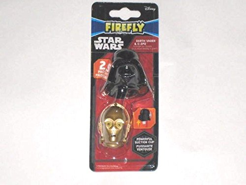 Disney Star Wars Toothbrush Covers (Darth Vader & C-3PO)