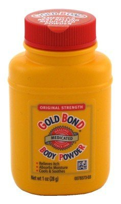 Gold Bond Body Powder Medicated 1 oz. (Pack of 12)