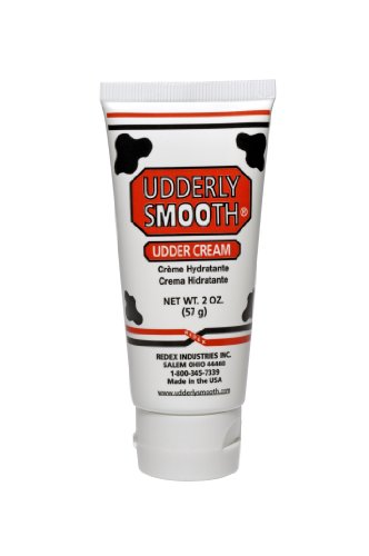 Udderly Smooth Skin Care Product Tube, 2 Ounce