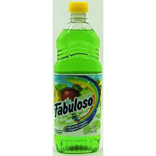 Fabuloso Multipurpose Cleaner Passion Of Fruits pack of Four