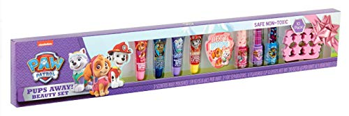 Nickelodeon Paw Patrol Pups Away! Beauty 10 pack