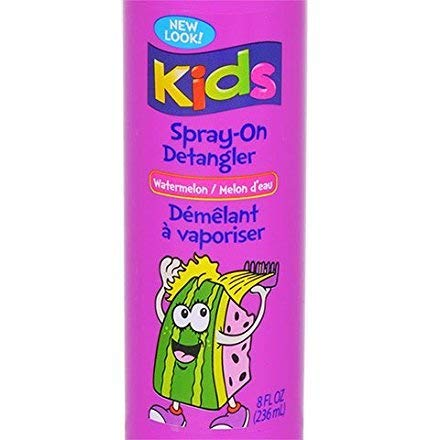 3 Pack Breck Kids Spray-on Detangler