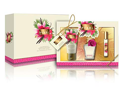 Vanilla Pearl 3pc Set for Women - Impression set by preferred fragrance