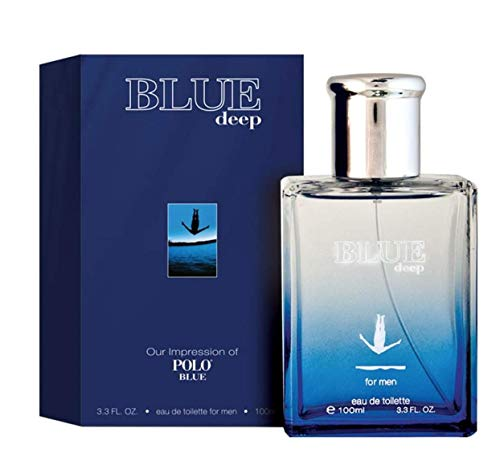 Blue Deep For Men 3.3 fl oz