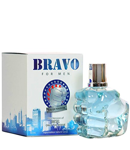 BRAVO-PERFUME FOR MEN-2.7 OZ-EDT by Diamond Collection