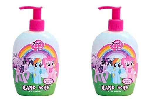 My Little Pony Hand Soap (2 Pack)