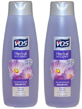 Alberto Vo5 Herbal Shampoo, 15 OZ
