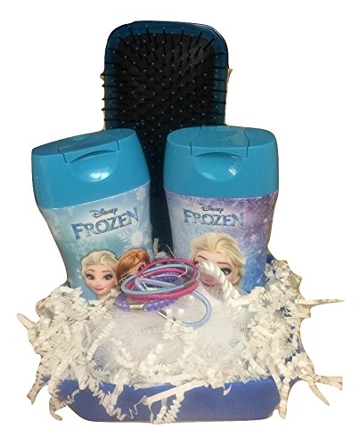Disney Frozen Children's Bath & Body Gift Set 5 piece Shampoo, Body wash and more