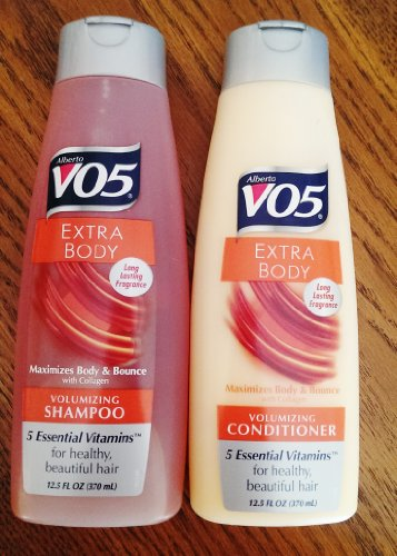 VO5 Extra Body Volumizing Shampoo & Conditioner