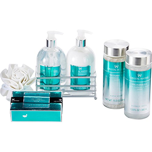 Crystal Waters Ultimate Spa Collection