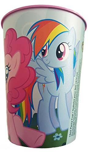 My Little Pony Pinkie Pie Toothbrush Bundle: 2 Items - Spinbrush Toothbrush, My Little Pony Kids Rinse Cup