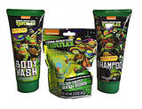 Teenage Mutant Ninja Turtle Bath Set with Gift Bag