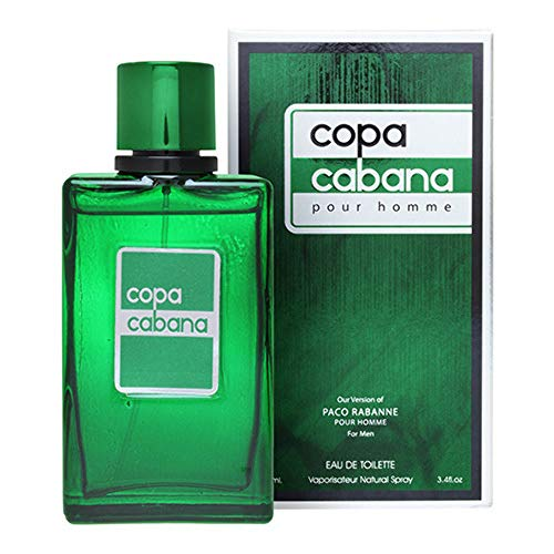 Mirage Brands Copacabana pour Homme 3.4 Ounce EDT
