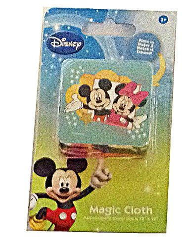 Disney Characters Pop up Magic Towels (Mickey & Minnie)
