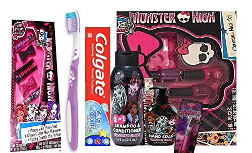 Monster High Bath and Beauty Bundle