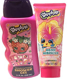 Shopkins shower gel bundle with body lotion
