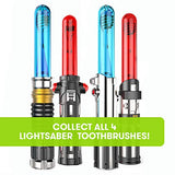 Firefly Kids Toothbrush, Soft - Kylo Ren Lightsaber