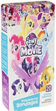 My Little Pony Children Toothbrush with My Little Pony Rinsing Cup and My Little Pony 20 Sterile Adhesive Bandages