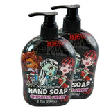 Monster High Moisturizing Hand Soap, Ghoulish Grape, 8 Ounces - Pack of 2