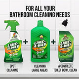 Lime-A-Way Toilet Bowl Cleaner, Liquid 16 oz (Pack of 5)