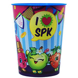 Shopkins 2 16oz Collection Plastic Cup