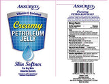 Creamy Petroleum Jelly, 3 oz. (Pack of 3)