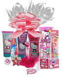 Hello Kitty Ultimate Bath and Oral Hygiene Collection Gift Sets Bundle!! 10pcs Plus Bonus