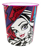 HM Monster High Oh My Rah Small Kids Trash Can
