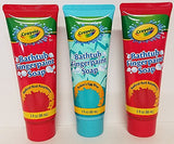 3-Pack Crayola Fingerpaint Soap