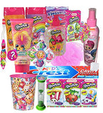 SHOPKINS Ultimate Bath and Oral Hygiene Collection Gift Sets Bundle!!