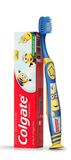 Minions Toothpaste and Toothbrush Easy Handle and Tongue Cleaner Bundle of Two