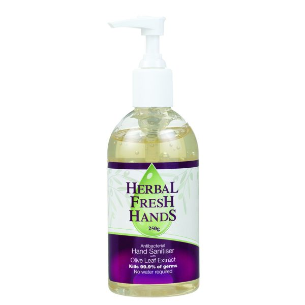 The Herbal Extract Co. - Hand Sanitiser Herbal Fresh Hands 300 ml