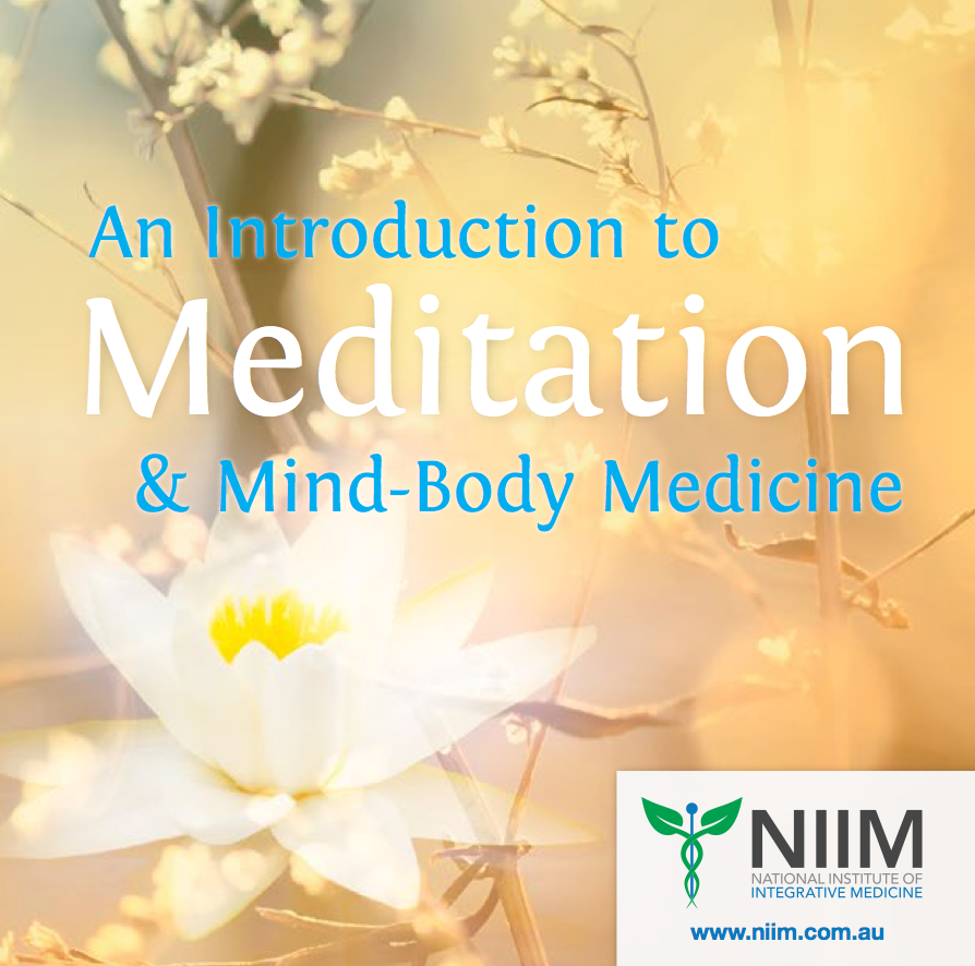 NIIM Dispensary - An introduction to Meditation CD volume 1